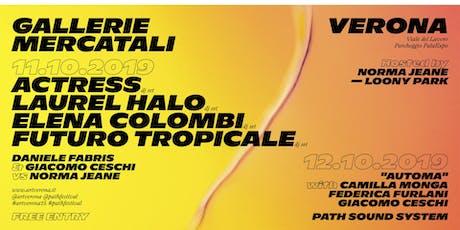 PathFestival X ArtVerona15 - sabato 12 biglietti