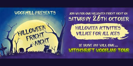 Woodmill Halloween Fright Night tickets