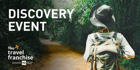 The Travel Franchise Discovery Event - London 24th September tickets