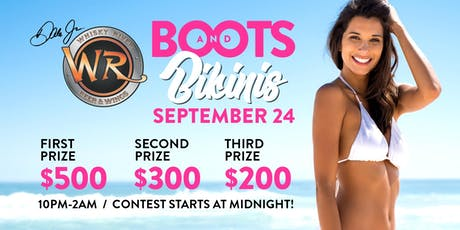 September Boots & Bikinis 2019 tickets