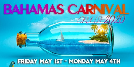 Bahamas Carnival Cruise 2020 with Karnival Bounce Crew!! tickets