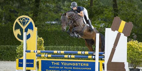 The Youngsters - Auction of Young Showjumpers tickets