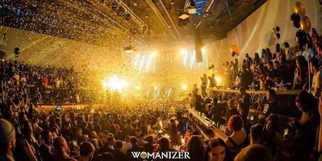 Womanizer - 23 Okt - 6 Year Anniversary - Club Villa Thalia tickets