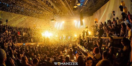 Womanizer - 23 Okt - 6 Year Anniversary - Club Villa Thalia