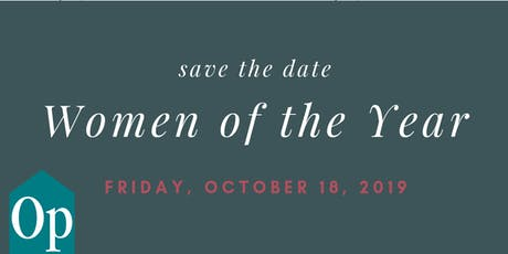 Women of the Year tickets