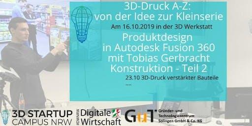 3D-Druck A-Z: Von der Idee zur Kleinserie
