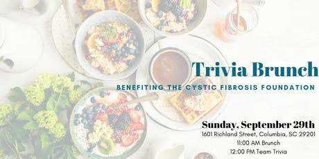 Trivia Brunch - CFF Fundraiser tickets