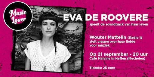Music Lover Eva De Roovere