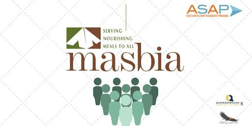 MASBIA Volunteer Event