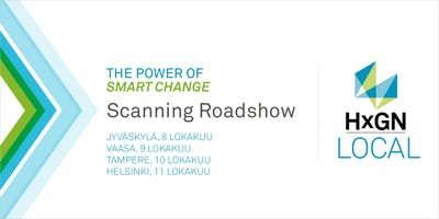 HxGN LOCAL Scanning Roadshow