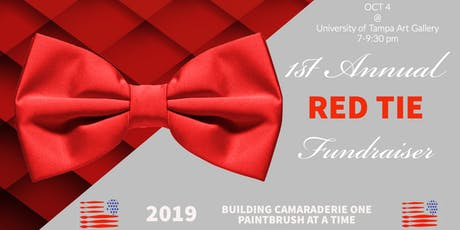 Paint22 Red Tie Fundraiser  tickets