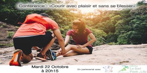 Conférence : Courir avec plaisir et sans se blesser ! #10