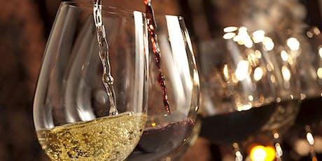 Dégustation de vins billets