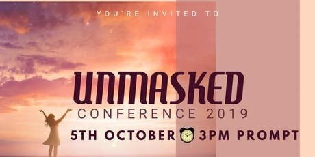 UNMASKED 2019 tickets