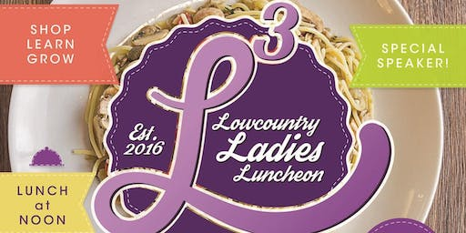 Lowcountry Ladies Luncheon - Nov. Bluffton