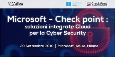 Microsoft e Check Point: soluzioni integrate Cloud per la Cyber Security