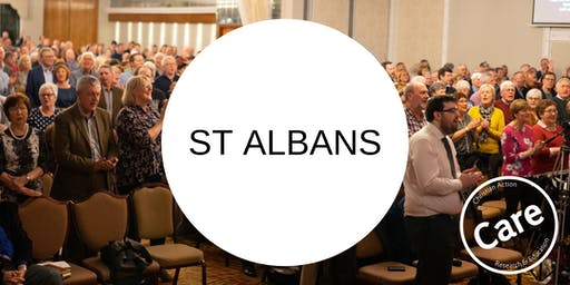 St Albans - CARE Autumn Tour