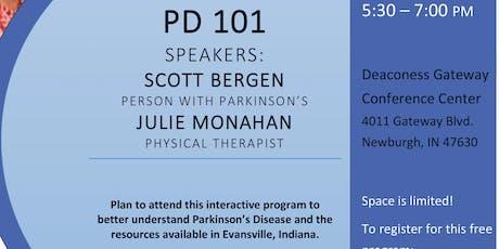 PD101 - Parkinson's Disease  tickets
