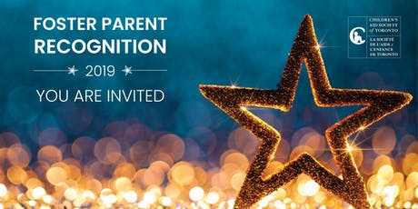 Foster Parent Recognition 2019 tickets