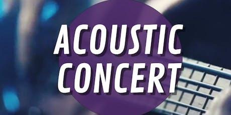 Gospel Acoustic Concert tickets