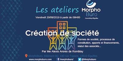 Création de société : forme juridique, constitution, apports & financements, statuts