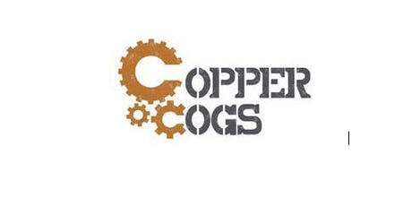 B2B Networking Breakfast - Copper Cogs Bar and Grill, Long Eaton, NG10 1JQ - Tuesday 22nd October 2019 07.15am - 09.15am tickets