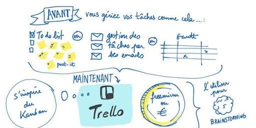 Rencontres Groupement Entreprises Val de Drôme - Trello