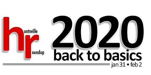 Huntsville Roundup 2020