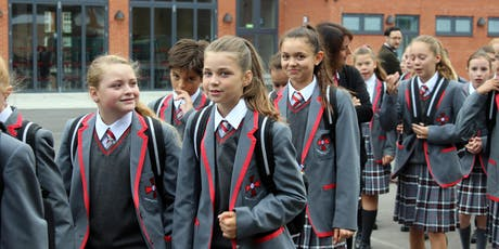 SRRCC High School Open Morning Friday 18 October Session 1 tickets