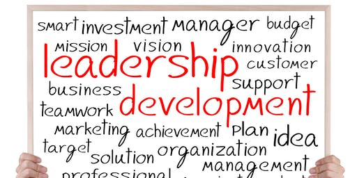 Leadership Development Course for Aspiring or Current Exec's