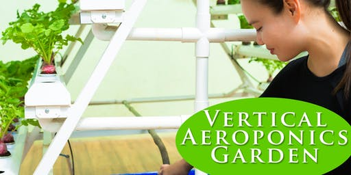 Vertical Aeroponic Garden Project