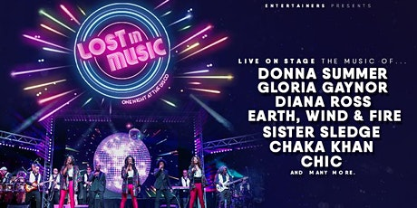 Lost in Music! One Night at the Disco tickets