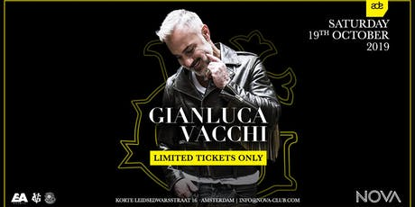 Gianluca Vacchi & Friends - ADE 2019 tickets