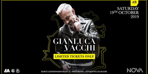 Gianluca Vacchi & Friends - ADE 2019
