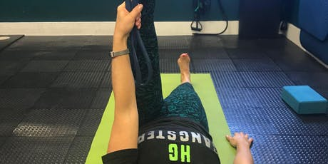 Glutes, Hips and Hamstring Series tickets
