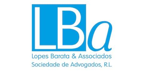 "Conferência ""Financiamento Empresarial: Promover o Crescimento"" tickets"