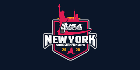2020 USA Powerlifting New York State Championships tickets