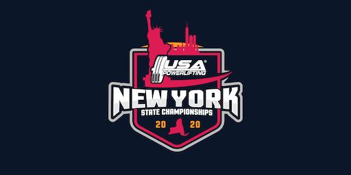 2020 USA Powerlifting New York State Championships