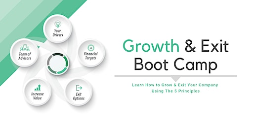 Growth & Exit Boot Camp, MN - Feb