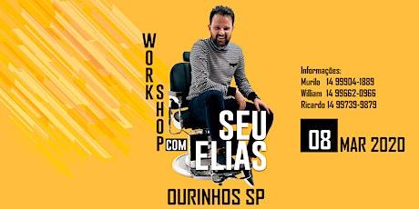 WORKSHOP SEU ELIAS - OURINHOS SP 08/09/2019 ingressos