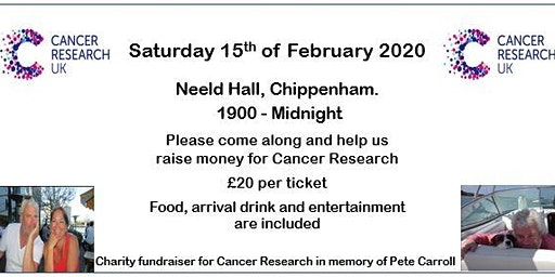 Cancer Research Fund Raiser