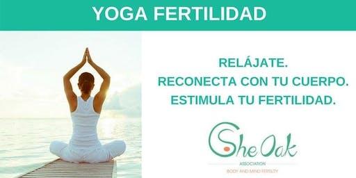 Yoga Terapeutico enfocado a la fertilidad