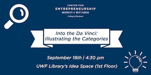 Into the Da Vinci: Illustrating the Categories
