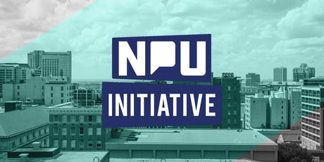NPU Initiative: September Working Session tickets