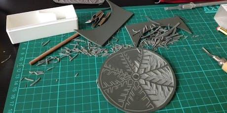 Workshop: Lino Printing tickets