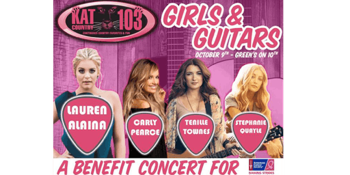 Kat Country 103 Girls And Guitars