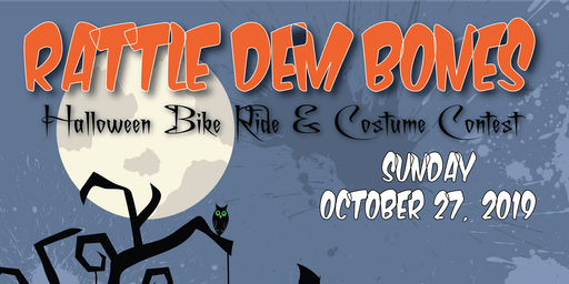 Rattle Dem Bones - Halloween Bike Ride & Costume Contest