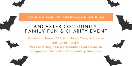 Ancaster Community Family Fun & Charity Event tickets