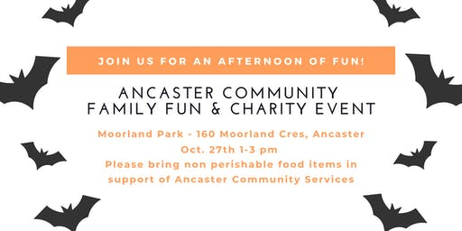 Ancaster Community Family Fun & Charity Event