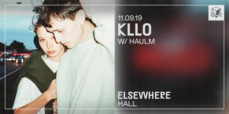 Kllo @ Elsewhere (Hall) tickets